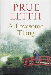 Cover of: A lovesome thing