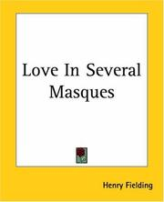 Cover of: Love in several masques