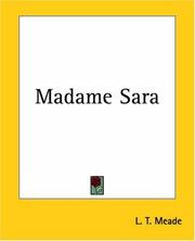 Cover of: Madame Sara