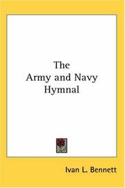 Cover of: The Army and Navy Hymnal