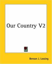 Cover of: Our Country