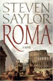 Cover of: Roma: The Novel of Ancient Rome