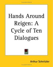 Cover of: Hands Around Reigen: A Cycle of Ten Dialogues