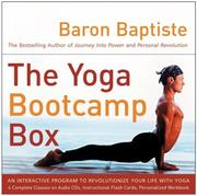 Cover of: The Yoga Bootcamp Box