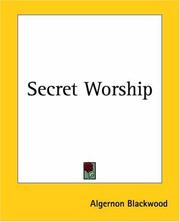 Cover of: Secret Worship