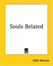 Cover of: Souls Belated