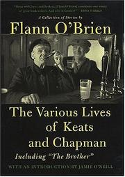 The various lives of Keats and Chapman by Flann O'Brien