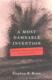 Cover of: A Most Damnable Invention | Stephen Bown