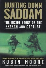 Cover of: Hunting Down Saddam | Robin Moore