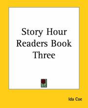 Cover of: Story Hour Readers Book Three