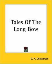 Cover of: Tales of the long bow