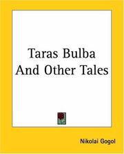 Cover of: Taras Bulba and Other Tales
