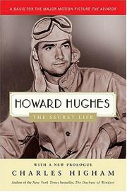 Howard Hughes by Charles Higham