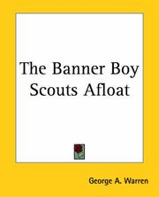 Cover of: The Banner Boy Scouts Afloat | George A. Warren