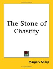 Cover of: The stone of chastity