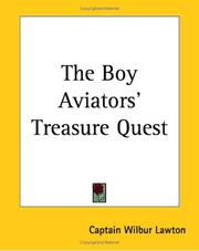 Cover of: The Boy Aviators