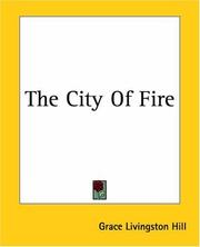 Cover of: The City of Fire