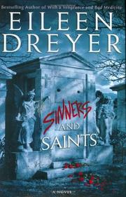 Cover of: Sinners and saints | Eileen Dreyer