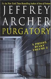 Cover of: Purgatory: A Prison Diary Volume 2 (A Prison Diary)
