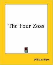 Cover of: The Four Zoas