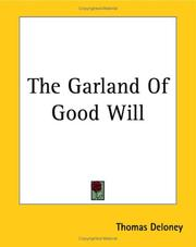 Cover of: The Garland of Good Will