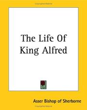 Cover of: The Life Of King Alfred