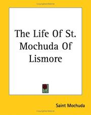 Cover of: The Life Of St. Mochuda Of Lismore