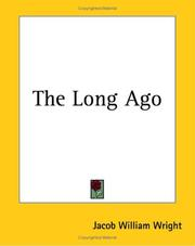Cover of: The Long Ago