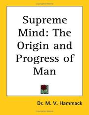 Cover of: Supreme Mind