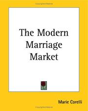 Cover of: The modern marriage market