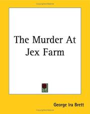 Cover of: The Murder at Jex Farm