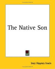 Cover of: The Native Son