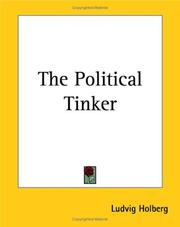 Cover of: The Political Tinker