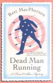 Cover of: Dead man running