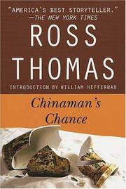 Cover of: Chinaman's chance: a novel