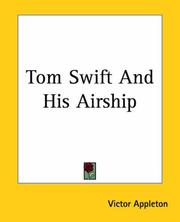 Cover of: Tom Swift And His Airship | Victor Appleton