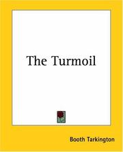 Cover of: The Turmoil | Booth Tarkington