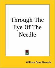 Cover of: Through the Eye of the Needle