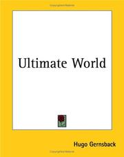 Cover of: Ultimate world