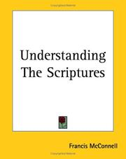Cover of: Understanding The Scriptures