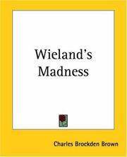 Cover of: Wieland's Madness