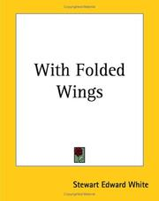 Cover of: With Folded Wings