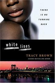 Cover of: White Lines | Tracy Brown