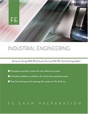 Cover of: Industrial Engineering