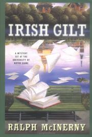Irish gilt by Ralph M. McInerny