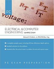 Cover of: Electrical and Computer Engineering