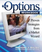 Cover of: options workbook | Anthony J. Saliba