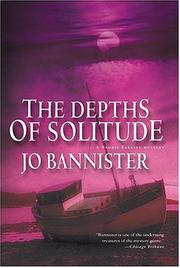 Cover of: The Depths of Solitude