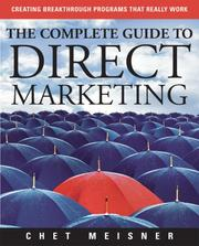 Cover of: The Complete Guide to Direct Marketing