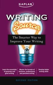 Cover of: Writing Source